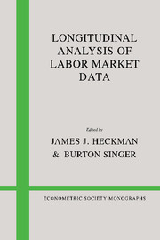 Longitudinal Analysis of Labor Market Data