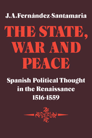 The State, War and Peace