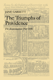 The Triumphs of Providence