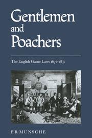 Gentlemen and Poachers