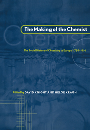 The Making of the Chemist