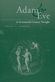 Adam and Eve in Seventeenth-Century Thought