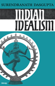 Indian Idealism