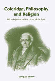 Coleridge, Philosophy and Religion