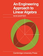 An Engineering Approach to Linear Algebra