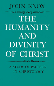 The Humanity and Divinity of Christ