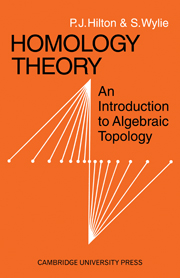 Homology Theory