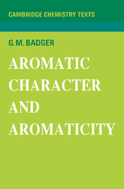 Aromatic Character and Aromaticity