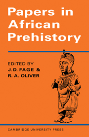 Papers in African Prehistory