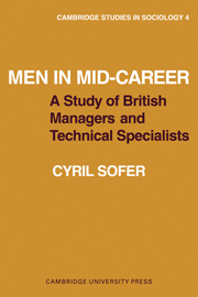 Men in Mid-Career