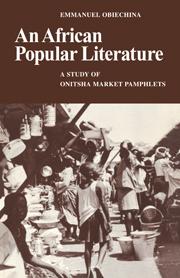 An African Popular Literature