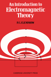 An Introduction to Electromagnetic Theory