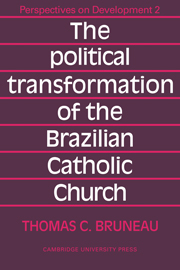The Political Transformation of the Brazilian Catholic Church