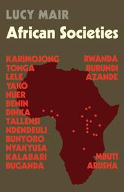 African Societies