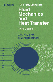 An Introduction to Fluid Mechanics and Heat Transfer