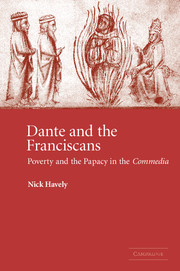 Dante and the Franciscans