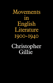 Movements in English Literature