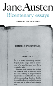 jane austen bicentenary essays english literature  look inside jane austen bicentenary essays