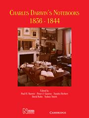 Charles Darwin's Notebooks, 1836–1844