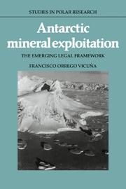 Antarctic Mineral Exploitation