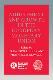 Adjustment and Growth in the European Monetary Union