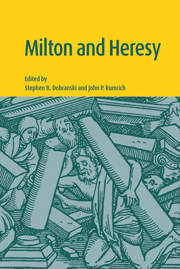 Milton and Heresy