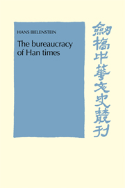 The Bureaucracy of Han Times