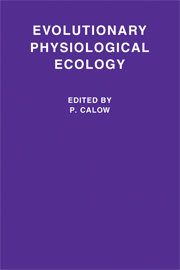 Evolutionary Physiological Ecology