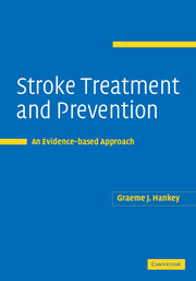 Stroke Treatment and Prevention