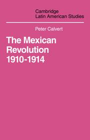 Mexican Revolution 1910-1914