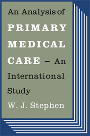 An Analysis of Primary Medical Care