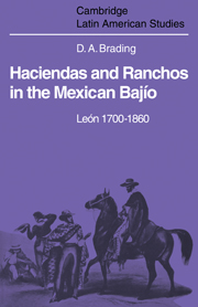 Haciendas and Ranchos in the Mexican Bajío