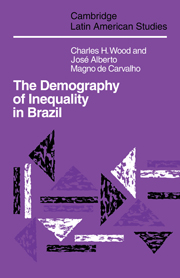 The Demography of Inequality in Brazil