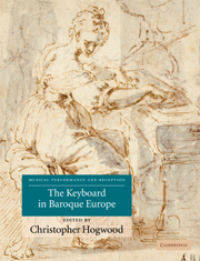 The Keyboard in Baroque Europe