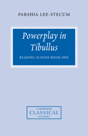 Powerplay in Tibullus
