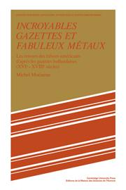 Incroyables Gazettes et Fabuleux Métaux