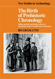 The Birth of Prehistoric Chronology