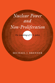 Nuclear Power and Non-Proliferation