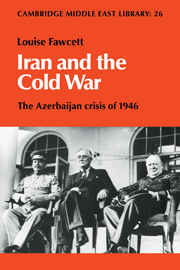 Iran and the Cold War