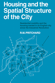 Housing and the Spatial Structure of the City