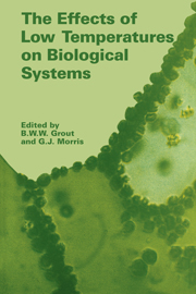 The Effects of Low Temperature on Biological Systems
