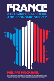 France: A Geographical, Social and Economic Survey