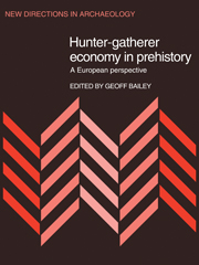 Hunter-Gatherer Economy in Prehistory