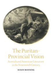 The Puritan-Provincial Vision