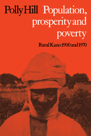 Population, Prosperity and Poverty