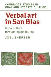 Verbal Art in San Blas
