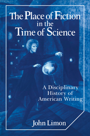 The Place of Fiction in the Time of Science