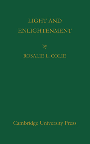 Light and Enlightenment
