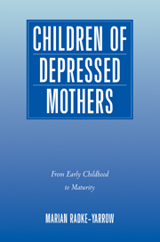 Children of Depressed Mothers