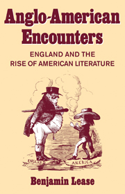 Anglo-American Encounters